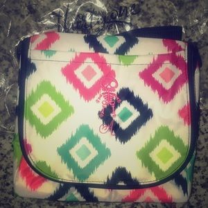 New Thirty one Skeleton lunch box bag thermal tote